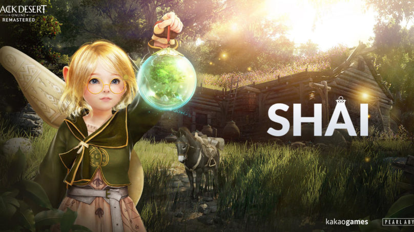 Black Desert Online's Shai Class Launches on June 26th