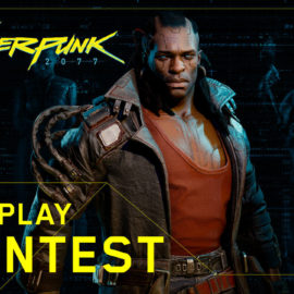 Official Cyberpunk 2077 Cosplay Contest announced!