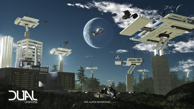 Dual Universe developer surpasses $22.6M in total fundraising amidst industry-leading technological advances and international expansion