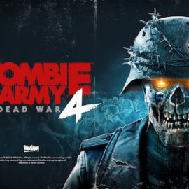 Hitler's Undead Hordes Return in ZOMBIE ARMY 4: DEAD WAR