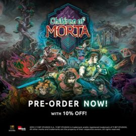 Children of Morta's Steam Free Preview Event is Live NOW