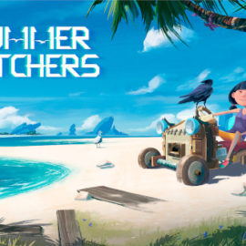 Summer Catchers launches today on Steam!