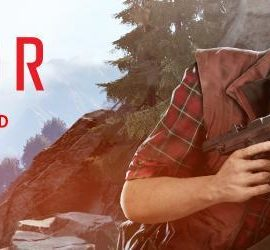 Vigor is an upcoming free-to-play shoot 'n' loot game where players must build a Shelter and survive in post-war Norway