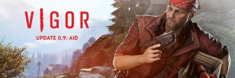 Vigor is an upcoming free-to-play shoot 'n' loot game | The