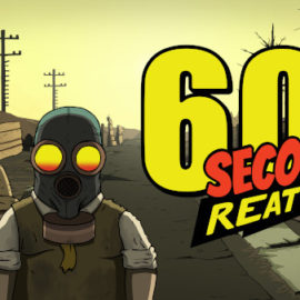60 Seconds! Reatomized, a remastered edition of the original 60 Seconds! fallout survival, launches today on Steam!