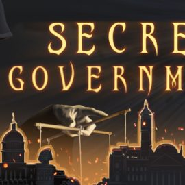 Secret Government brings secret societies, grand strategy and global manipulation to Steam this October