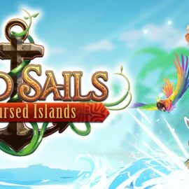 Stranded Sails – Explorers of the Cursed Islands Drifting onto Consoles this October