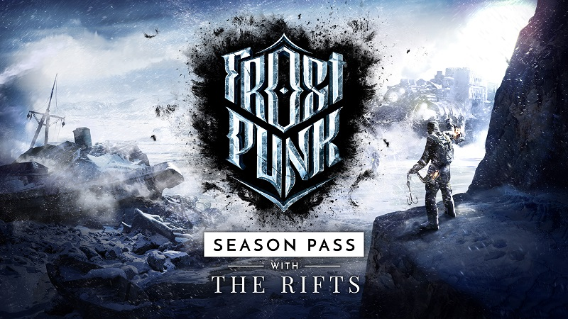Frostpunk's first expansion, The Rifts, launches today leading the season pass content