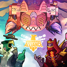 Steambirds Alliance Launches August 22 – Dive Into Spry Fox's Friendly, Massively-Co-Op Shooter