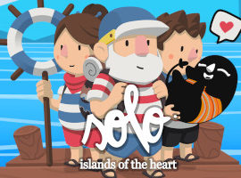 Solo: Islands of the Heart Pulls into the Dock on Consoles!