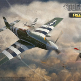 PlayStation®4 Exclusive Battle Royale DOGFIGHTER –WW2- Will release in North America this coming Fall!