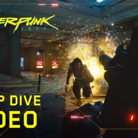 A brand new look at Cyberpunk 2077 in action is here!