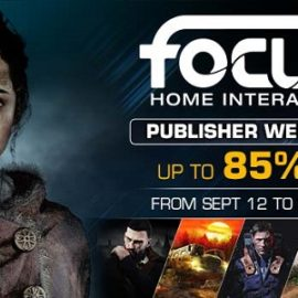 Focus Home Interactive: Publisher Weekend on Steam brings fantastic discounts across publisher catalogue