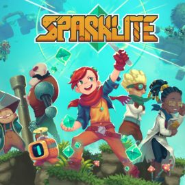 Merge Games Unveil a Release Date of November 14th for the Much Anticipated Indie Gem Sparklite!