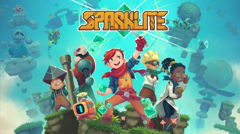 Discover Sparklite and the World of Geodia with Fearless Explorers, Margo & Pogo