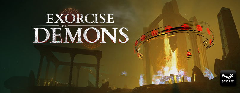 The Devil will be in the Details when Exorcise The Demons Launches on September 18th