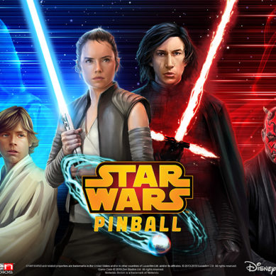 Star Wars™ Pinball is Now Available for the Nintendo Switch!