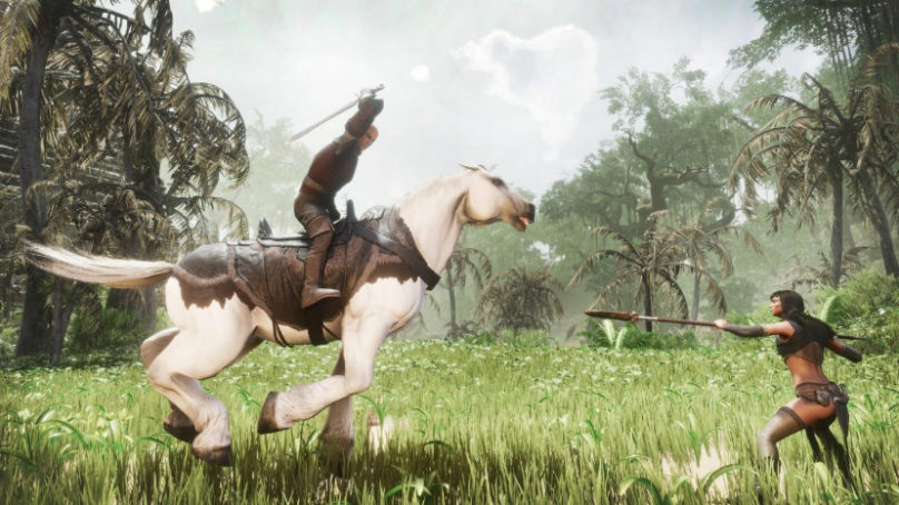 Funcom Announces Mounts Are Riding to Conan Exiles!