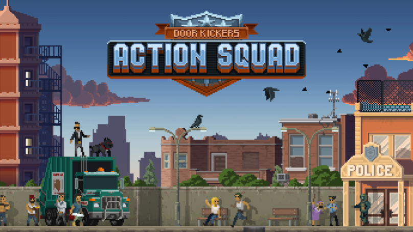 Door Kickers Action Squad Gets a Console Release Dates and They're Closer Than You Think