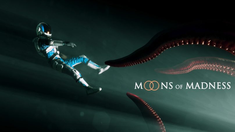 Moons of Madness is Out Now: Experience Lovecraft in Space!