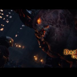 THQ Nordic and Airship Syndicate Confirm Darksiders Genesis Launch Dates!