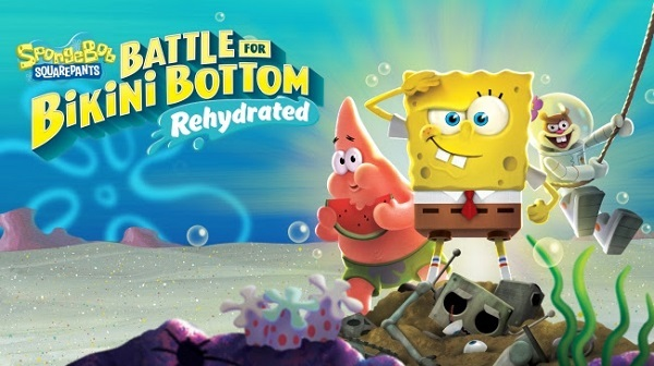 SpongeBob SquarePants: Battle for Bikini Bottom – Rehydrated will get two Collector's Editions