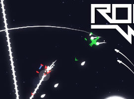 Rocket Wars Launches on the Nintendo Switch on November 14th!