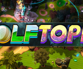 A First Look At GolfTopia!