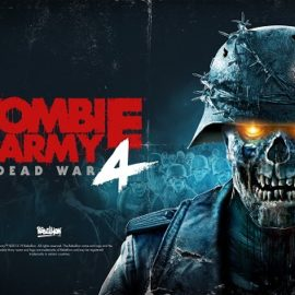 ZOMBIE ARMY 4: DEAD WAR RISES FEBRUARY 4