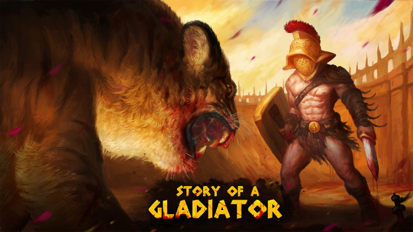 Story of a Gladiator enters the arena on November 27th
