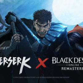 Black Desert Online Launches Crossover Event with Famous Anime 'Berserk'