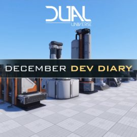 New Dev Diary from Dual Universe Developer Novaquark