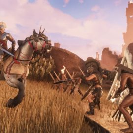 Conan Exiles Is Free to Play This Weekend
