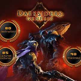 THQ Nordic and Airship Syndicate Kick-off Darksiders Genesis Console Pre-Order