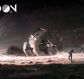 Surviving the Solar Storm with Dark Moon's Announcement Trailer.