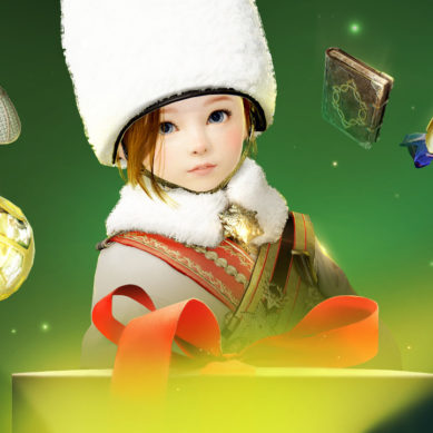 Black Desert Online gives back to their players with the Holiday of Fortunes