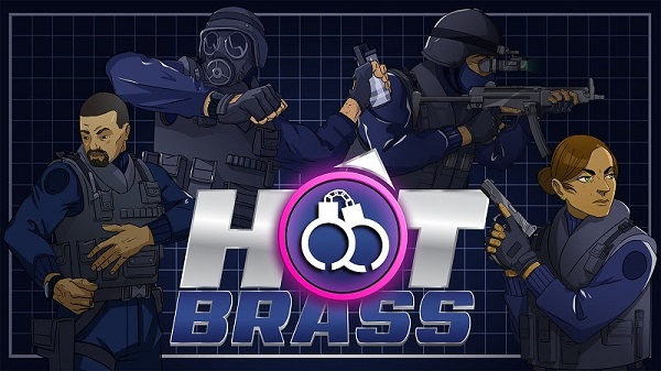 SWAT Themed Action-Stealth-Strategy Title Hot Brass Invites Players to the Open Beta