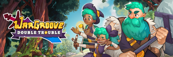 Wargroove: Double Trouble Out Now!