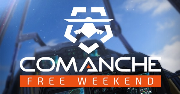 INTRUDERS WELCOME: Comanche gets free multiplayer beta weekend / Early Access in March