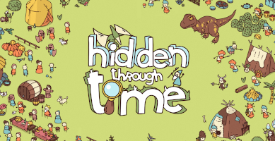 Hidden Through Time comes out of hiding on March 12th!