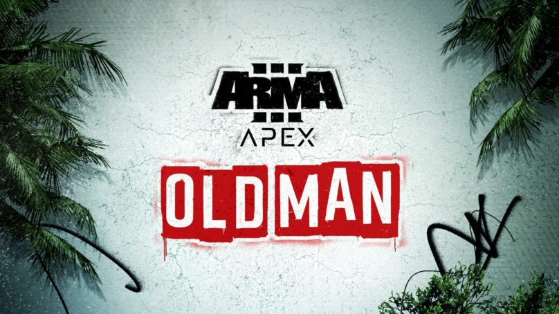 Arma 3 Apex: Old Man Now Available
