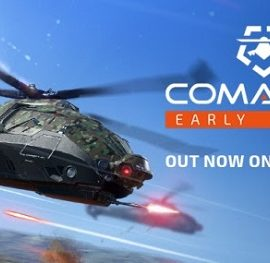 COMANCHE first Early Access Update now live – changelog inside