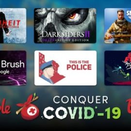 THQ Nordic is part of the Humble Conquer COVID-19 Bundle