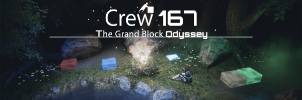 Starfaring Puzzle Thriller Crew 167: The Grand Block Odyssey Launches Today!