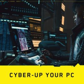 Design the Cyberpunk 2077 PC Case of Your Dreams!